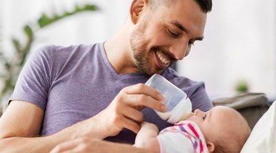 Cuándo se debe dejar de utilizar leche de fórmula en la alimentación del bebé