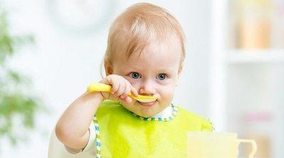 Qué alimentos debes dar a tu bebé para que aumente de peso