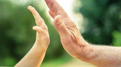 Desarrollo infantil de los sentidos: vista, tacto y gusto