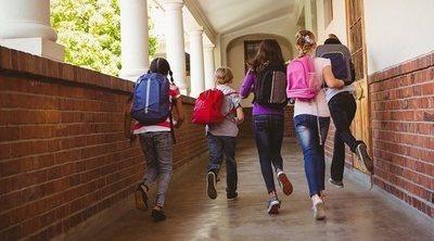 Cambio de colegio: cómo afrontar la situación