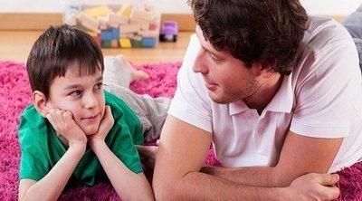 Los efectos de la orientación sexual de un padre en un niño