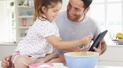 La relación mágica entre padre e hija