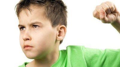 Qué hacer si tu hijo te pega cuando se enfada