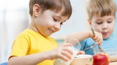 La importancia de la merienda para los niños