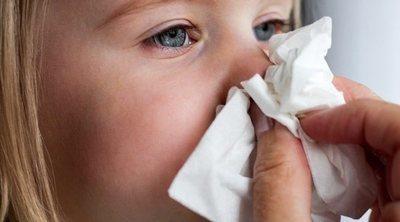 Medidas para evitar el catarro en los niños