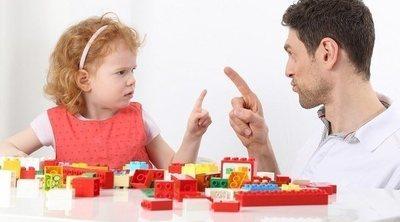 Comportamiento agresivo en niños menores de 5 años