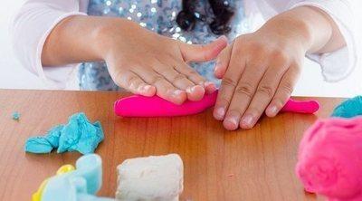 Los beneficios de jugar con plastilina
