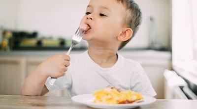 Combina los alimentos en la dieta de tus hijos para que tengan todos los nutrientes