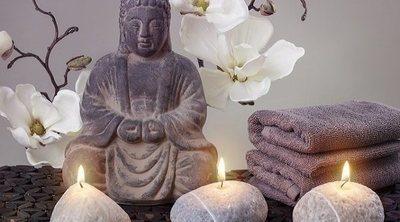 La disciplina de los niños en una familia budista