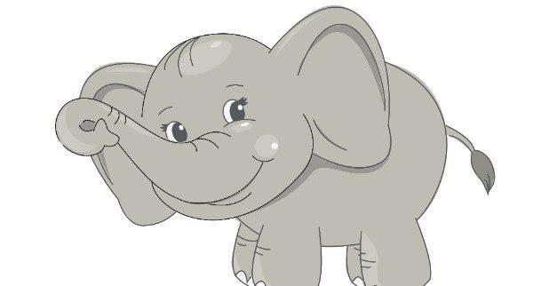 Un elefante se balanceaba