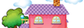 Dibujos para colorear de Casas