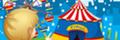 Dibujos para colorear de Circo