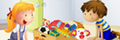 Dibujos para colorear de Juegos