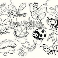Animales de jardín