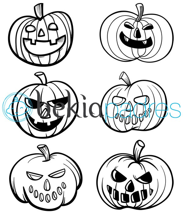 Hallowen Dibujos. Great Dibujos Simpsons En Halloween With Hallowen ...