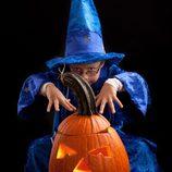 Disfraz de mago para Halloween