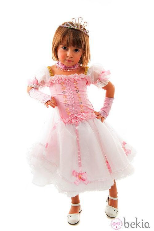 Disfraz de princesa para Halloween