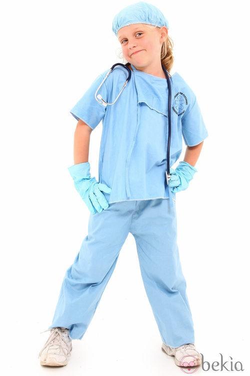 Disfraz de médico para niño - Disfraces de niños para Halloween ... f54f6df31ab