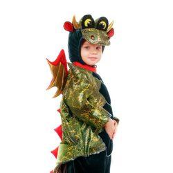 Disfraz de dragón para Halloween
