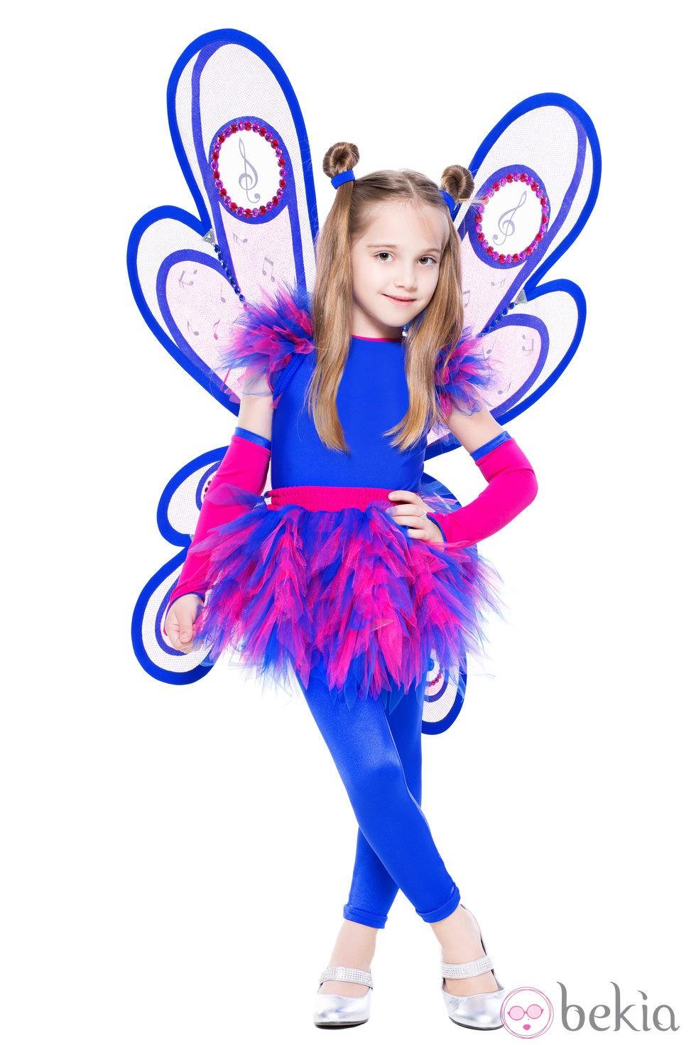 Disfraz de mariposa para ni a disfraces de ni os para - Disfraces para bebes nina ...