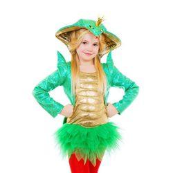 Disfraz de serpiente para Halloween