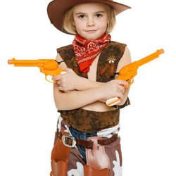 Disfraz de cowboy para Halloween