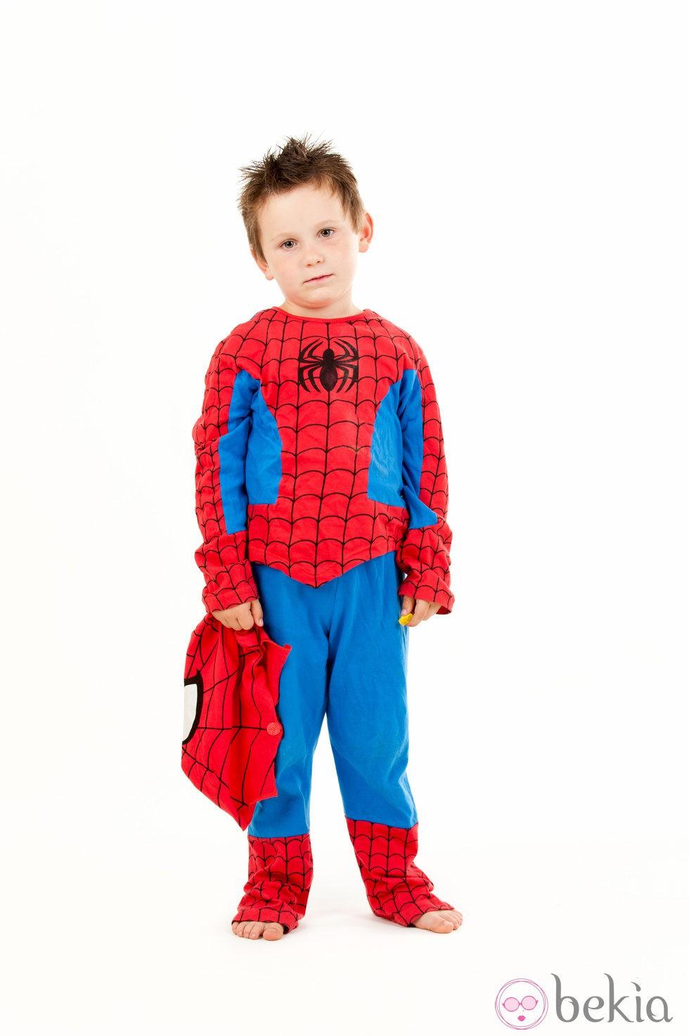 Disfraz de spider man para ni o disfraces de ni os para - Disfraces de gatos para ninos ...