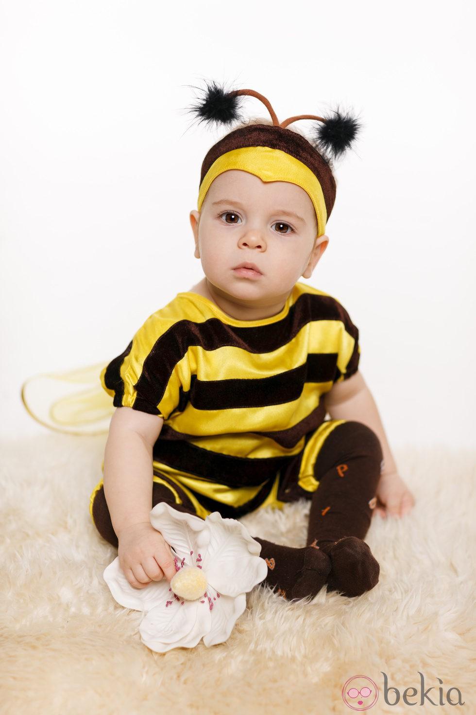 Disfraz de abeja para beb disfraces de ni os para halloween en bekia padres - Disfraces de halloween bebes ...