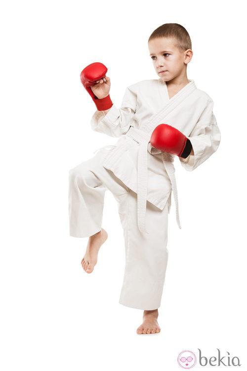 Disfraz de boxeador para Halloween