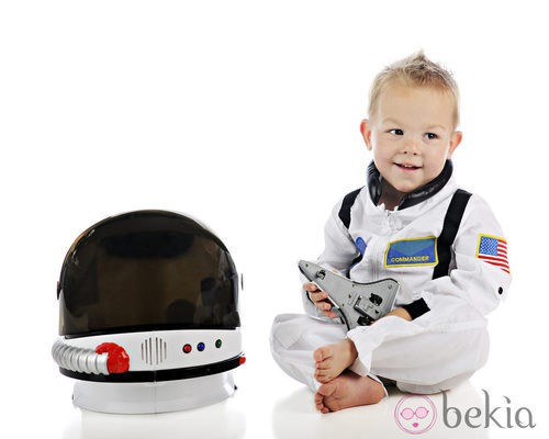 Disfraz de astronauta para Halloween