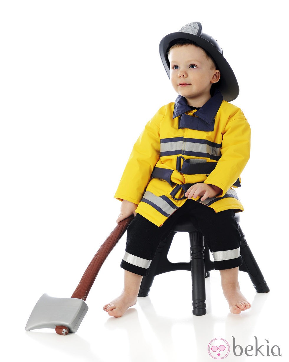 Disfraz de bombero para ni o disfraces de ni os para - Disfraz elfo nino ...