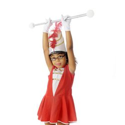Disfraz de majorette para Halloween